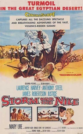 Storm Over the Nile