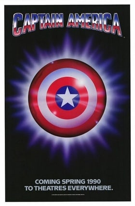 Captain America The Movie [1989]