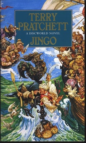 Jingo (Discworld Novel)