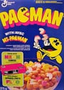 Pac-Man Cereal (1983) (General Mills)