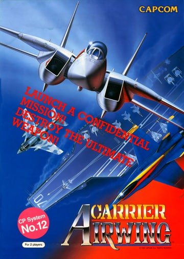 Carrier Air Wing -Capcom