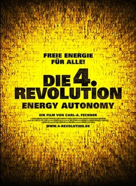 The 4th Revolution: Energy Autonomy