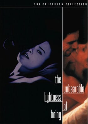 The Unbearable Lightness of Being - Criterion Collection