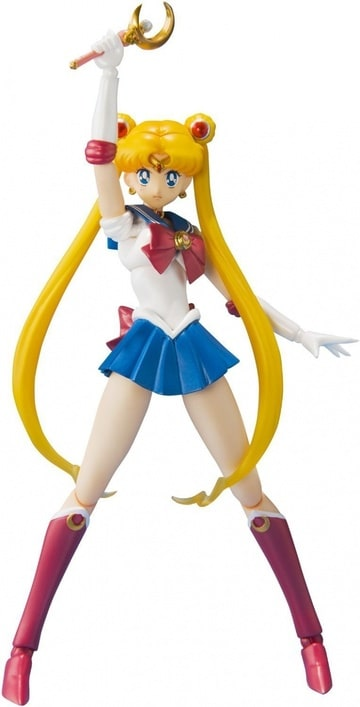 Sailor Moon: Usagi Tsukino (Sailor Moon)