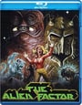 THE ALIEN FACTOR Blu Ray Limited SIGNED Edition