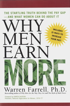 Why Men Earn More: The Startling Truth Behind the Pay Gap -- and What Women Can Do About It