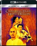 Crouching Tiger, Hidden Dragon 4K UHD + BD + UV