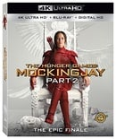 The Hunger Games: Mockingjay Part 2 [4K Ultra HD + Blu-ray + Digital HD]