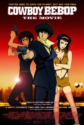 Cowboy Bebop: Knockin' on Heaven's Door