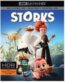 Storks (4K Ultra HD + Blu-ray + Digital HD)