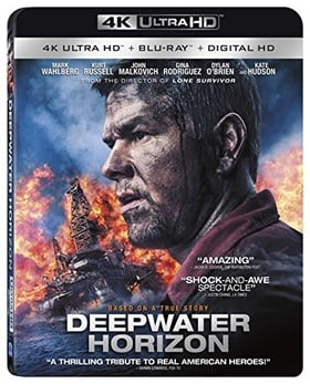 Deepwater Horizon [4K Ultra HD + Blu-ray + Digital HD]