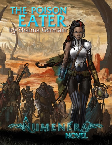 Numenera - The Poison Eater