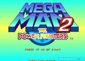 Mega Man 2: The Power Fighters