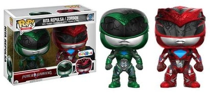 Power Rangers Pop! Rita Repulsa & Zordon 2-Pack