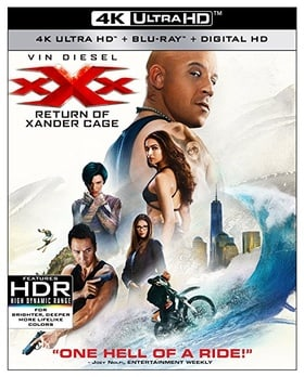 xXx: Return of Xander Cage (+ Digital HD)
