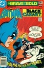 Brave and the Bold #141: Batman and Black Canary