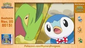 Pokémon Mystery Dungeon: Explorers of Sky: Beyond Time and Darkness