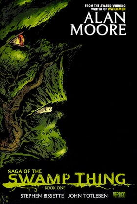 Saga of Swamp Thing, Book One