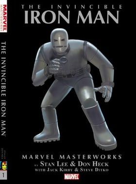Invincible Iron Man, Vol. 1 (Marvel Masterworks)