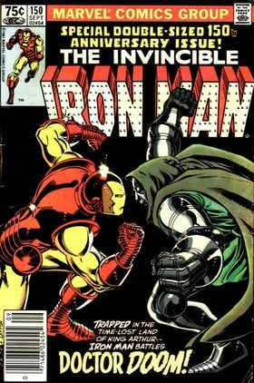 The Invincible Iron Man, No. 150, Sept. 1981, Knightmare