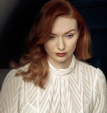 Eleanor Tomlinson as Lucy Weasley