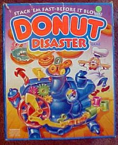 Donut Disaster, 1992
