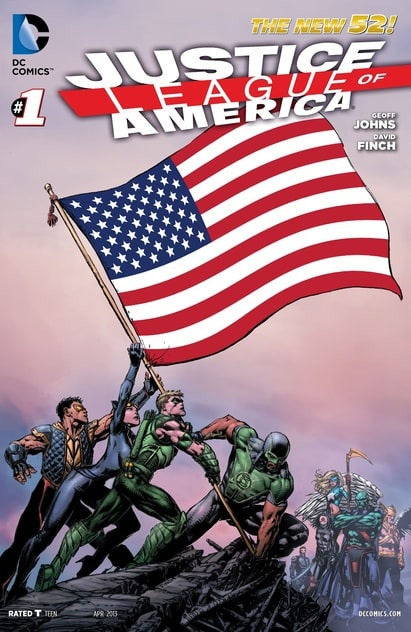 Justice League of America (2013 3rd Series) 	#1-14 	DC 	2013 - 2014