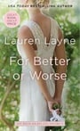 For Better or Worse (The Wedding Belles #2)