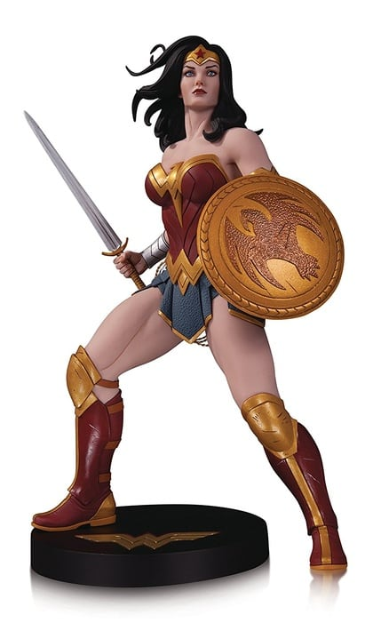 DC Collectibles Designer Series Wonder Woman by Frank Cho Statue