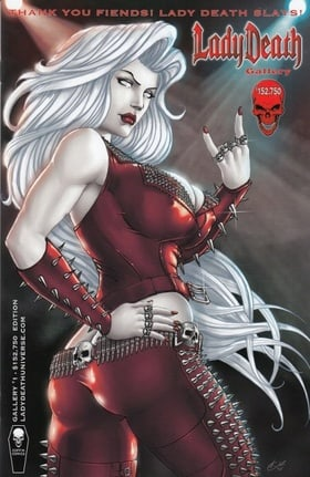 Lady Death: Gallery