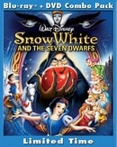 Snow White and the Seven Dwarfs (Three-Disc Diamond Edition Blu-ray/DVD Combo + BD Live w/ Blu-ray p