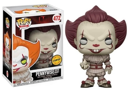 Funko 20176 Pop Movies: IT-Pennywise with Boat