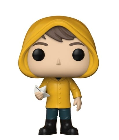 Funko Pop Movies: IT-Georgie with Boat (Styles May Vary) Collectible Figure, Multicolor