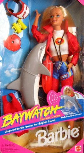 Baywatch Barbie