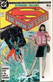 The Man of Steel (Comic) 1986, No. 2 (Introducing Lois Lane)