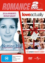 Notting Hill & Love Actually (Romance 2 DVD Movie Pack)