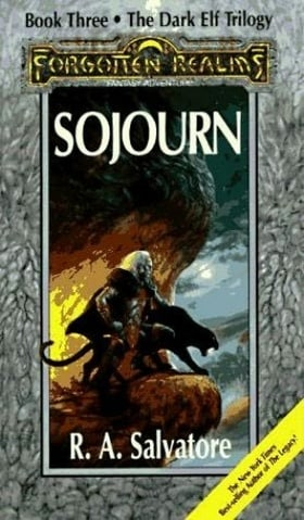 Sojourn (Forgotten Realms: The Dark Elf Trilogy - Book Three)