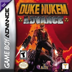 Duke Nukem: Advance