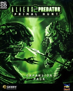 Aliens Versus Predator 2: Primal Hunt (Expansion)