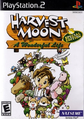 Harvest Moon: A Wonderful Life (Special Edition)