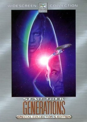 Star Trek:  Generations:  The Director's Edition