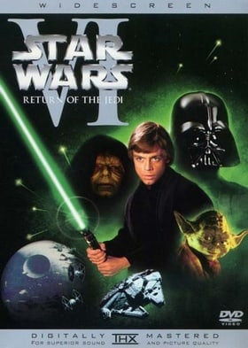Star Wars: Episode VI - Return of the Jedi (Widescreen Edition)
