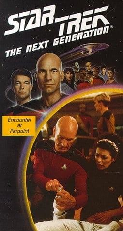 Star Trek: The Next Generation Encounter at Farpoint