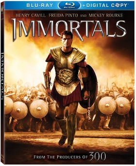 Immortals (+ Digital Copy)