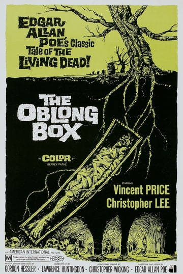 The Oblong Box                                  (1969)