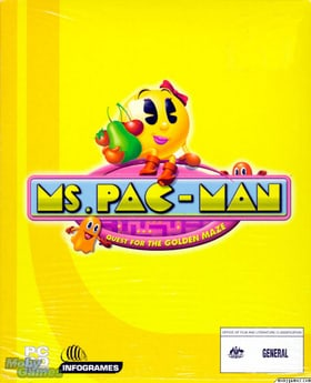 Ms. Pac-Man: Quest for the Golden Maze