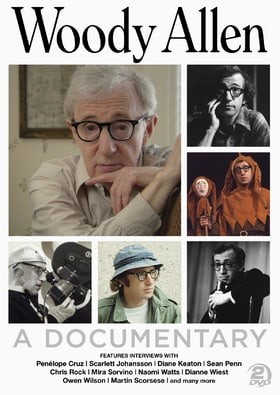 """""""American Masters"""" Woody Allen: A Documentary"""