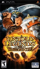 Untold Legends: The Warrior