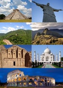 New7Wonders Of The World