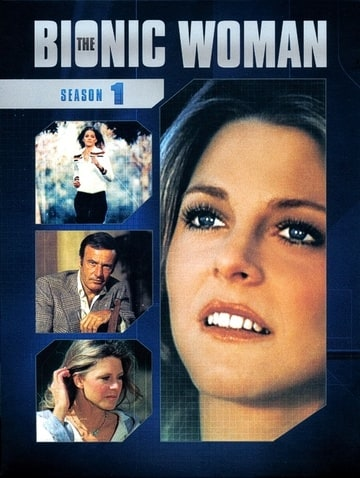 The Bionic Woman                                  (1976-1978)